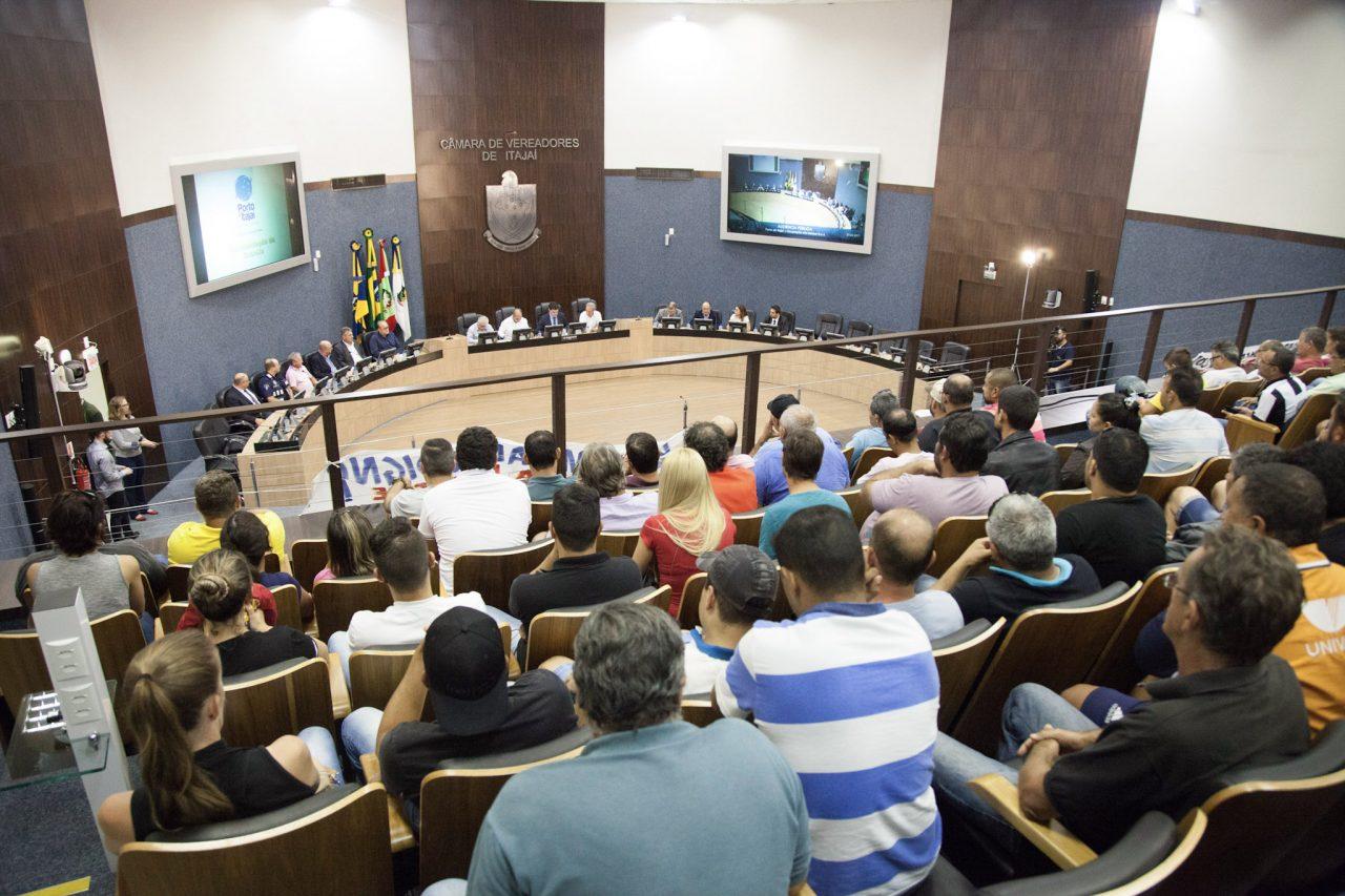 Comissão de Portos é contra a movimentação de soja no terminal de Itajaí | Diarinho do Litoral