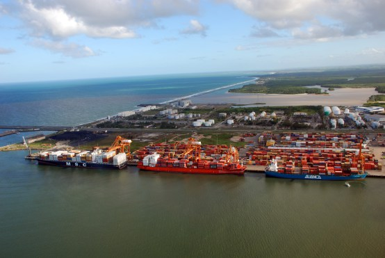 Suape se prepara para a licitação de seu segundo terminal de contêineres | Portal Marítimo