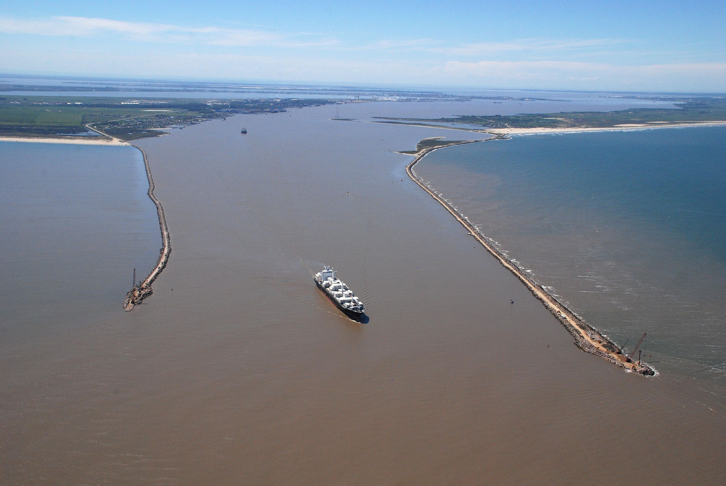 Deputado ressalta necessidade de hidrovias no Rio Grande do SulPortal Marítimo | Portal Marítimo