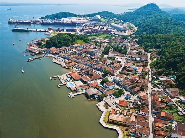 Projeto de instalação de um novo porto abre polêmica em São Francisco do Sul