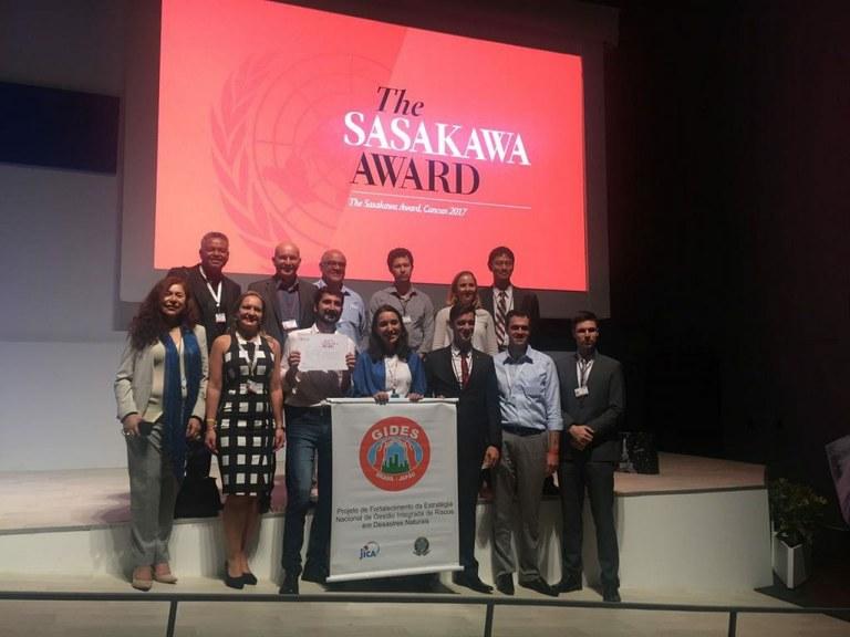 Brasil ganha prêmio por projeto voltado a desastres naturais | Portal Brasil