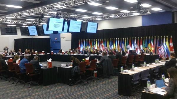 RJ:Defesa Civil do Estado do Rio participa de encontro internacional da ONU | SEDEC