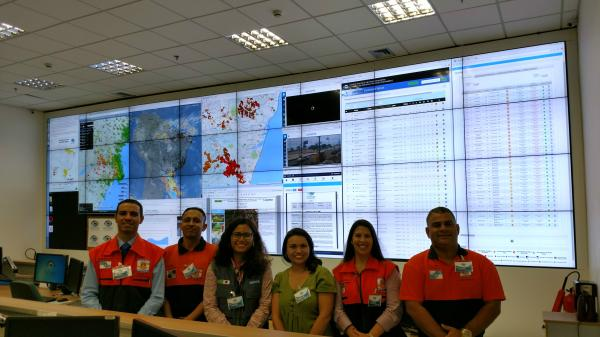 Sedec-RJ participa de seminário nacional sobre gestão de risco em casos de desastres naturais | SEDEC