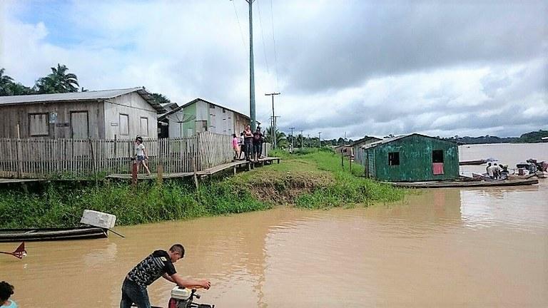 Situação de emergência é decretada em nove cidades nos Estados do Amazonas, Minas Gerais e Ceará | Portal Brasil
