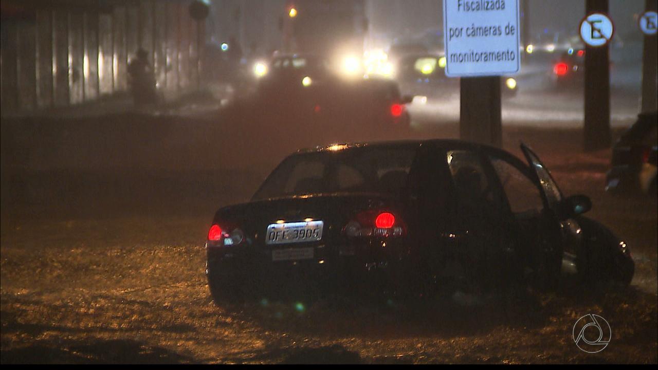 Bairros de João Pessoa registram até 148 mm de chuvas em 24 horas, diz Defesa Civil | PB / Paraíba | G1