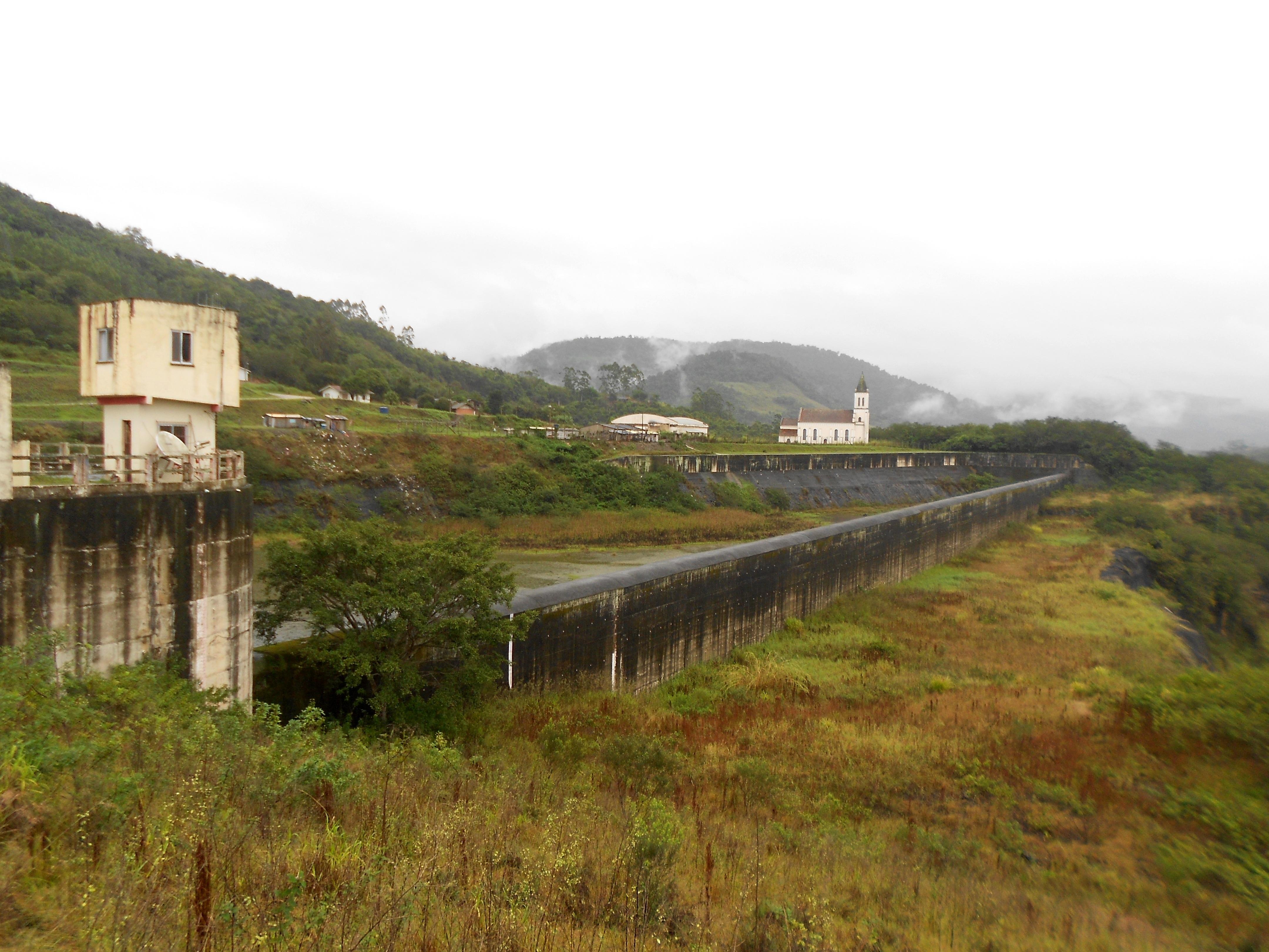 SC: MPF libera entrada da Defesa Civil em barragem ocupada por índios em 2015, em José Boiteux | Notícias do Dia Florianópolis