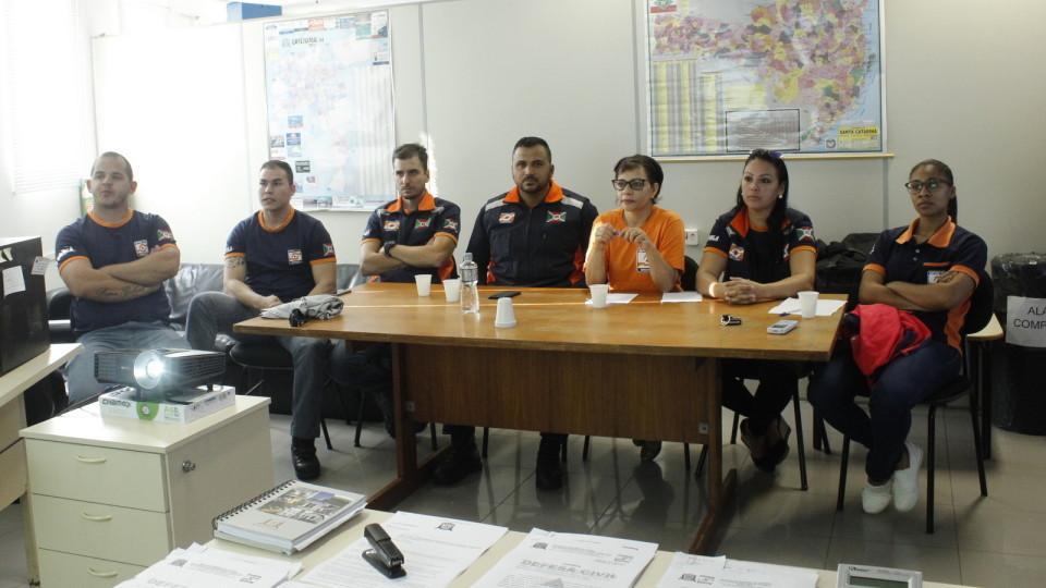 SC: Defesa Civil de Criciúma passa por capacitação sobre normativas ambientais | Portal Hulha Negra