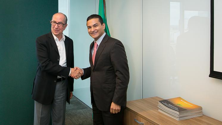 MDIC e Finep iniciam parceria para promover desenvolvimento tecnológico   MDIC