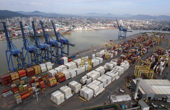 O Porto de Itajaí garante R$ 23 milhões para investimento em obras nos berços 3 e 4 | Informativo dos Portos