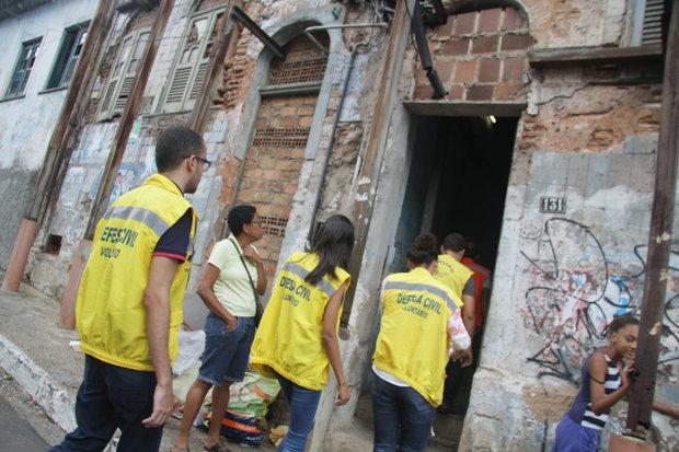 BA: Defesa Civil notifica 53 proprietários de casarões antigos na Soledade | CORREIO 24H