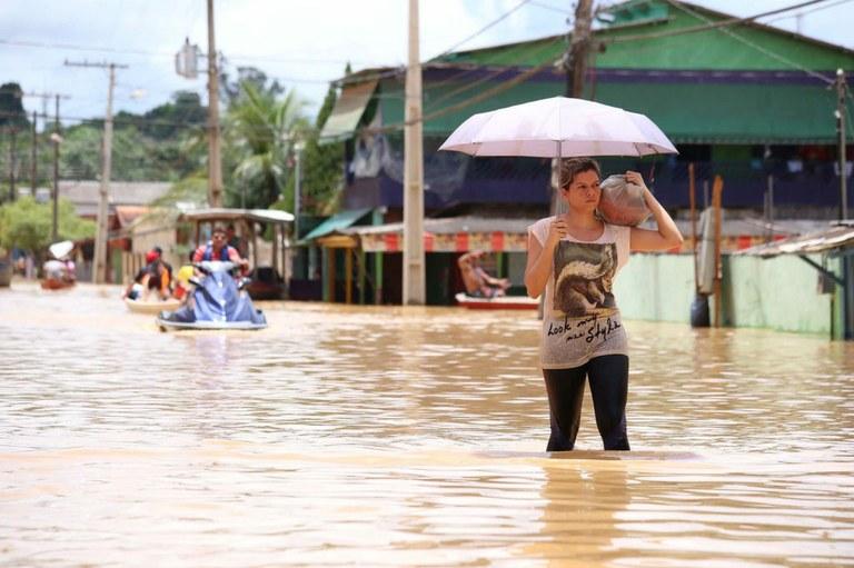 Desastres naturais levam 6 cidades à situação de emergência /Amazonas, Bahia e Pará | Portal Brasil