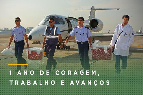 Decreto presidencial viabiliza transporte de 263 órgãos para transplante | Portal Brasil