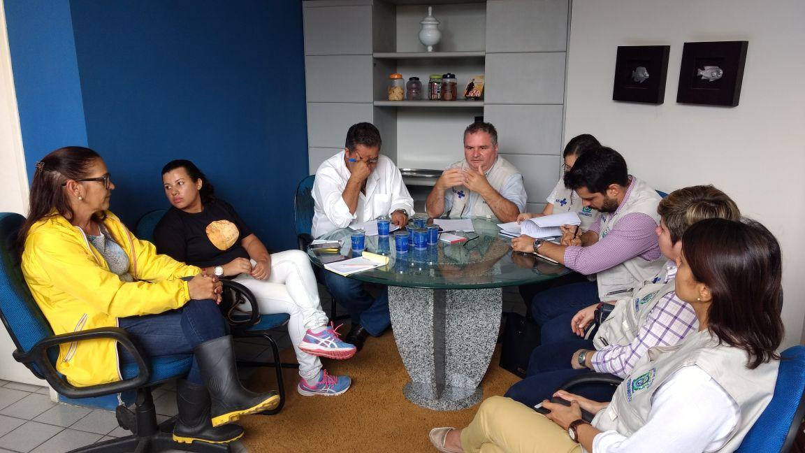 PE: SES estrutura ações de emergência em Rio Formoso | Governo de Pernambuco