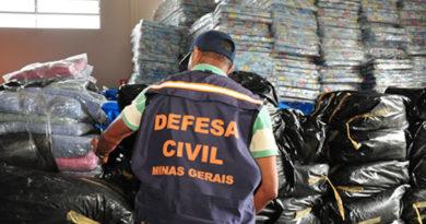 MG: Defesa Civil Estadual capacita agentes multiplicadores para minimização de desastres