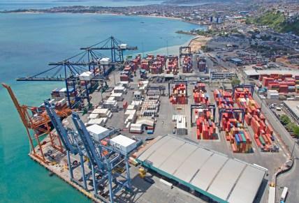 Tecon Salvador comemora primeiro trimestre com ótimos resultados | Portal Marítimo