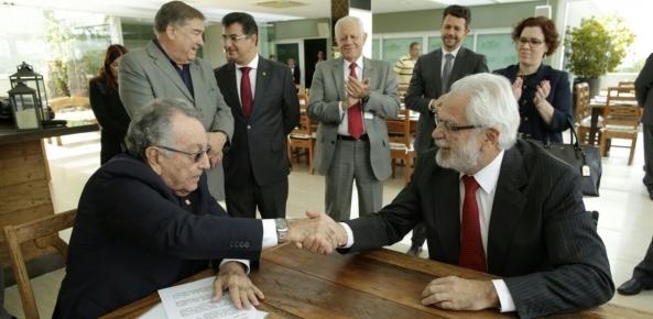 CNA e Apex-Brasil renovam acordo para fortalecer o Agro | CNA Brasil