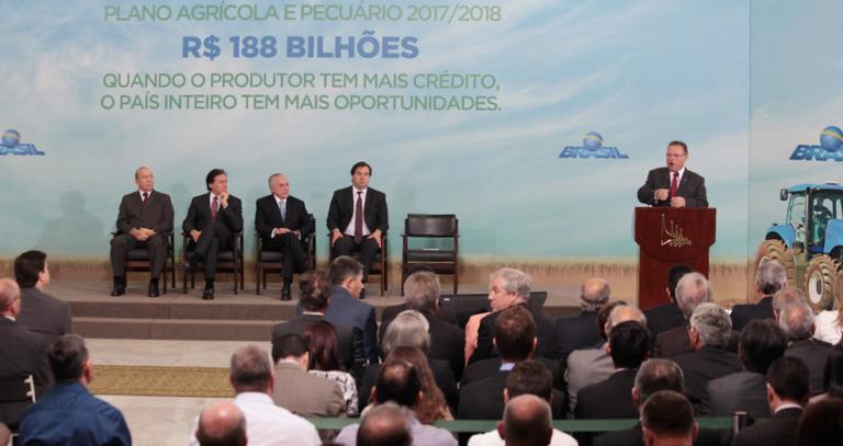 Governo anuncia R$ 190,25 bilhões com juros menores para financiar agricultura | Ministério da Agricultura, Pecuária e Abastecimento