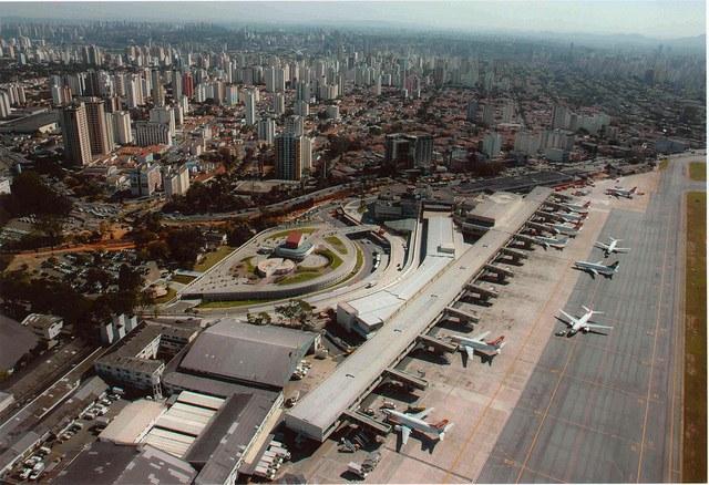 Acordo prevê US$ 750 mil para aeroporto de Congonhas | Portal Brasil