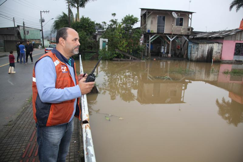 SC: Itajaí deixa situação de Alerta e está em Atenção | Prefeitura de Itajaí