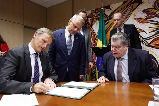 Alemanha destina novos recursos ao Brasil | InforMMA