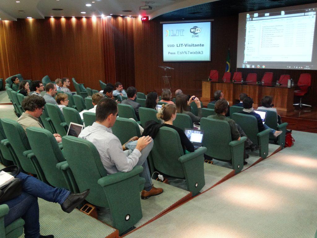 Parceria entre pesquisadores brasileiros e britânicos discutem sobre Ciência e Serviços Climáticos | Cemaden