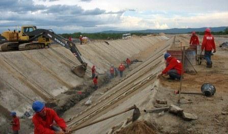 Cinturão das Águas do Ceará tem reforço de R$ 60 milhões | Portal Brasil