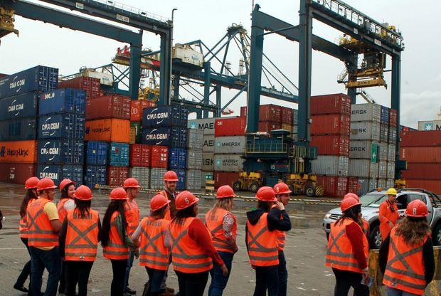 Ação ambiental avança em portos e tende a aumentar, diz especialista | A Tribuna