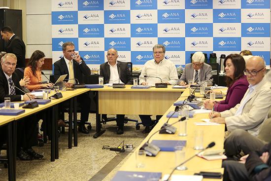 ANA discute Fórum Mundial da Água e Projeto Legado com dirigentes do Ministério do Meio Ambiente | Agência Nacional de Águas