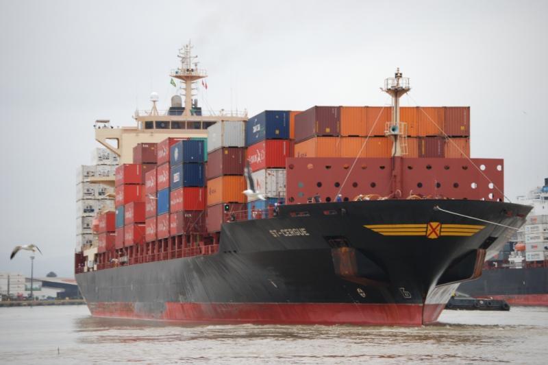 Movimento de contêineres no Porto de Itajaí cresce 3% no primeiro semestre | PMI