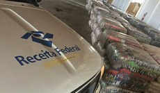Receita Federal doa mais de 73 mil itens de vestuário para as vítimas das enchentes em Pernambuco | Receita Federal