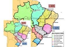 Estudo da Embrapa indica obras prioritárias para escoamento agrícola do país | MAPA