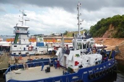 Fundo da Marinha Mercante financia construção de rebocadores | Portal Brasil
