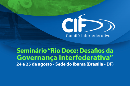 Seminário avalia programas para recuperação da bacia do rio Doce após rompimento da barragem de Fundão (MG)   ANA