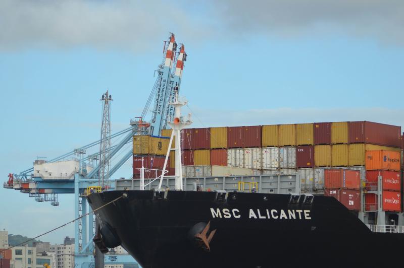 Volume de cargas movimentadas cresceu 4% no Porto de Itajaí | Prefeitura de Itajaí