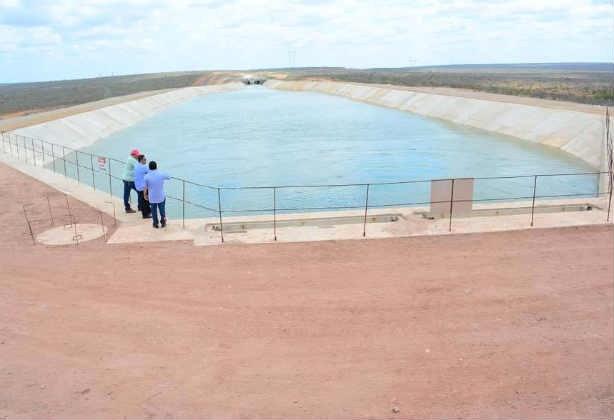 Águas do São Francisco banharão todo eixo do Ceará até março | Portal Brasil