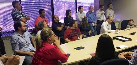 Porto do Pecém realiza reunião da Safra de frutas 2017/2018 | CEARA PORTOS