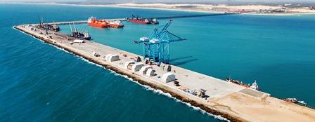 Movimentação de cargas permanece crescendo em ritmo acelerado | Cearáportos