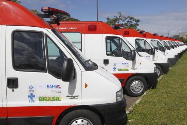 Repasse de R$ 520 milhões assegura compra de 6,5 mil novas ambulâncias | Portal Brasil