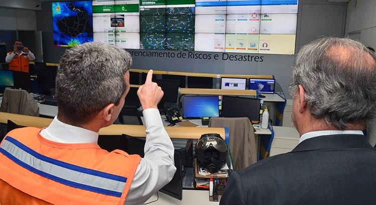 Sistema meteorológico reforça monitoramento de enchentes no Amazonas | Portal Brasil