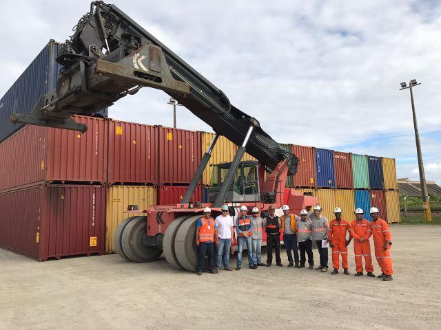 Sergipe inicia operações de seu primeiro terminal de contêineres | Portal Marítimo