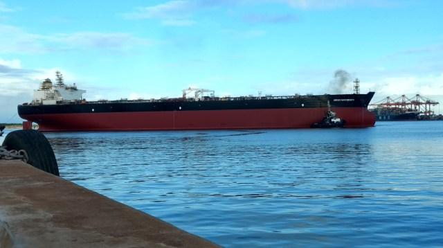 Estaleiro Atlântico Sul vai entregar o último suezmax encomendado pela Transpetro | Portal Marítimo