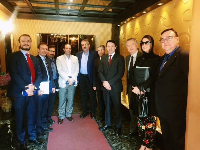 Novacki negocia ampliação de exportações agropecuárias para o Irã | Ministério da Agricultura, Pecuária e Abastecimento